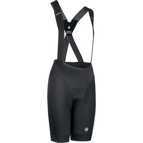 assos Dyora RS S9 Short de cyclisme Femme, blackseries